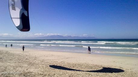votre stage de kitesurf à Cape Town avec un prof diplomé IKO