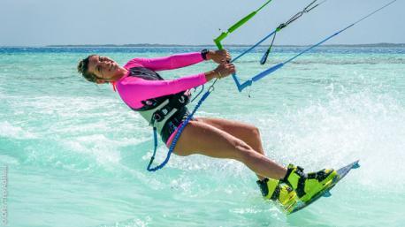 Votre séjour kitesurf de rêve au Vénézuéla