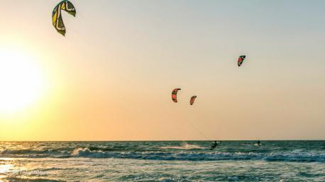 Votre stage kitesurf en Colombie