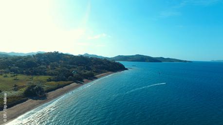 sejour kitesurf au Costa Rica