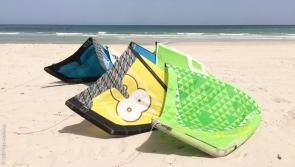 le spot de kitesurf de djerba en Tunisie