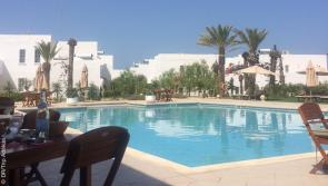 hotel pour stage de kitresurf en Tunisie