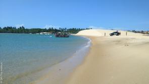 la nauture et les spots préservés de lagoinha