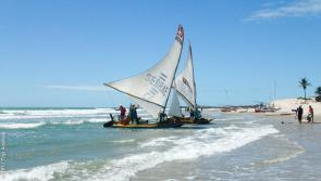 vacances kite surf au Brésil