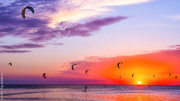 Votre croisière kitesurf entre Corse et Sardaigne