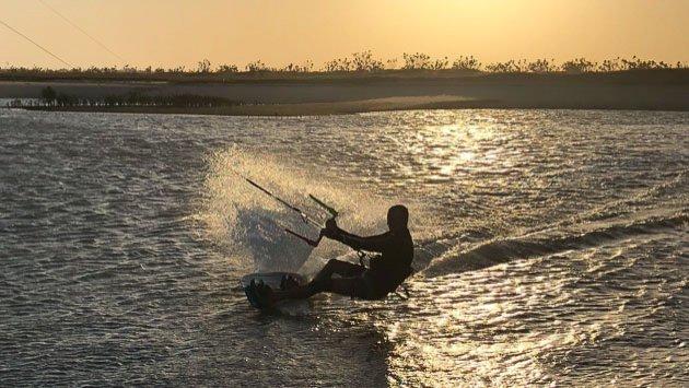 Un séjour de rêve au Brésil pour naviguer en kitesurf