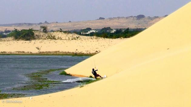 votre spot de kitesurf au vietnam pour votre stage de kite