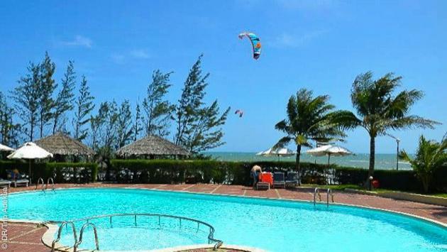 notre resort à Mui ne pour faire du kite