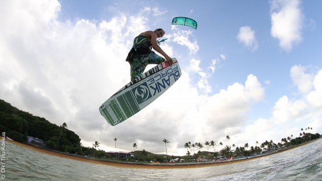 Votre séjour kitesurf de rêve en Martinique