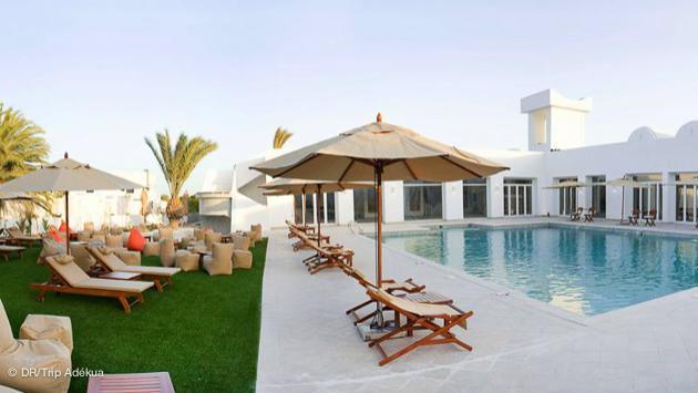 votre résidence hotel très confortable à Djerba pour ce séjour kite