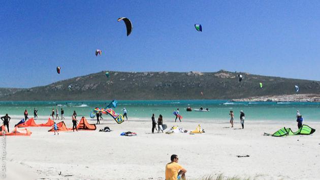 Safari et kite multispots en Afrique du Sud