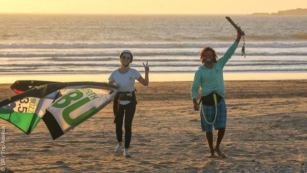Séjour découverte du kitesurf à Essaouira