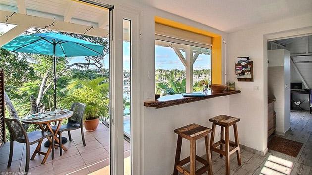 Des vacances wingfoil inoubliables sur l'île de la Guadeloupe