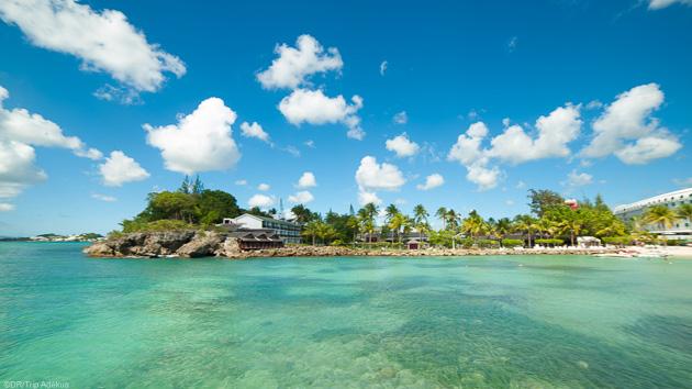 Votre séjour wingfoil avec cours et hôtel 4 étoiles en Guadeloupe
