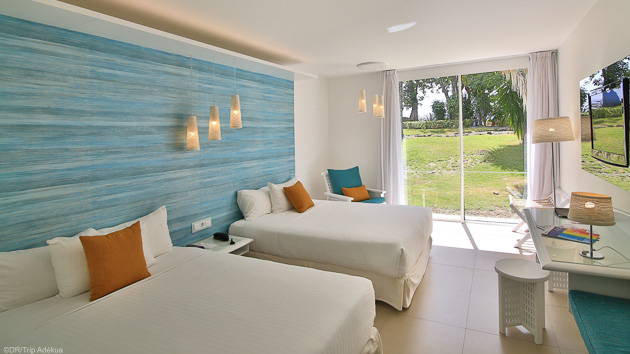 Votre hébergement en hôtel 4 étoiles pour savourer vos vacances en Guadeloupe