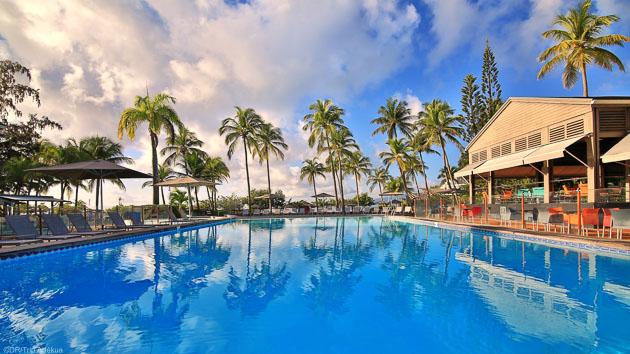 Des vacances de rêve en Guadeloupe entre cours de wingfoil et hôtel 4 étoiles