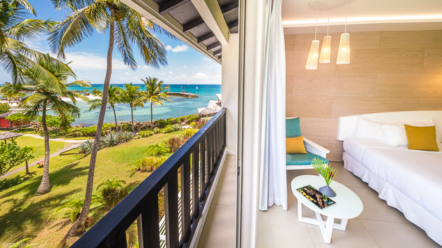 Votre hôtel grand luxe en Guadeloupe et cours de wingfoil