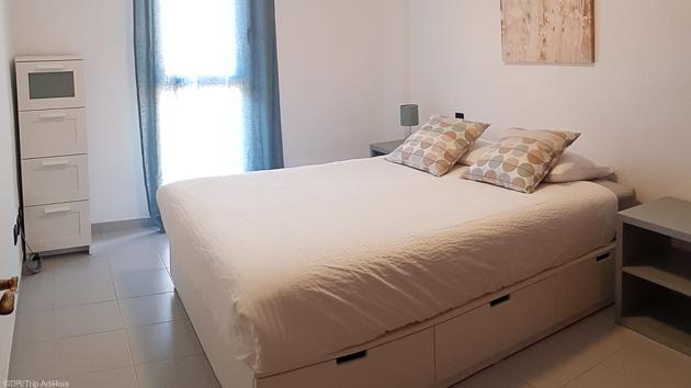 Votre hébergement sur le spot de wingfoil à El Medano sur l'île de Tenerife