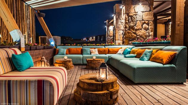 Des vacances glisse et wingfoil en mer Egée avec hôtel tout confort